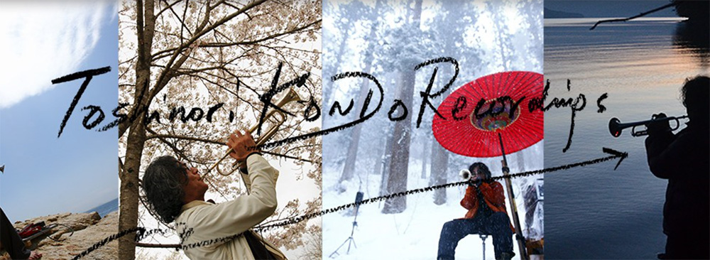 TOSHINORI KONDO RECORDINGS