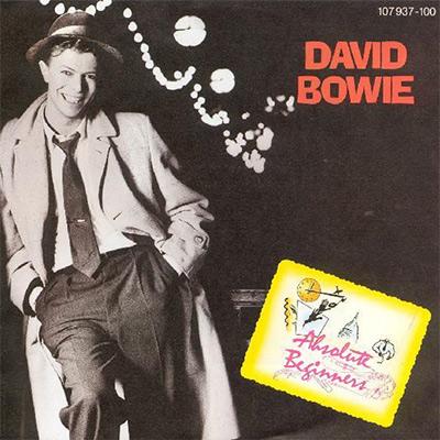 デヴィッド・ボウイ「Absolute Beginners」シングル