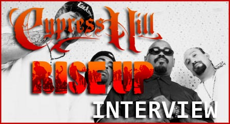 Cypress Hillインタビュー