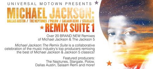 Michael Jackson: The Remix Suite