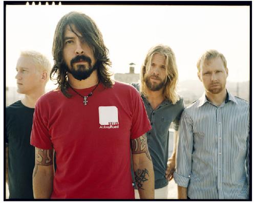 『Foo Fighters』