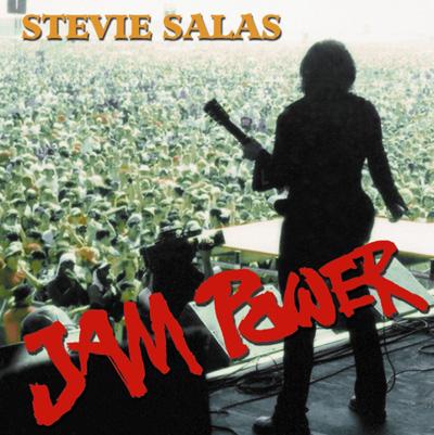 『Stevie Salas』