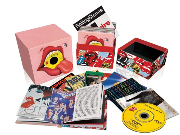THE ROLLING STONES / Single Box 1971-2006