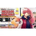 CHiCO with HoneyWorks「HELLO! ARENA!! sweet & bitter CHiCOLATE」オフィシャルグッズ事前販売決定!