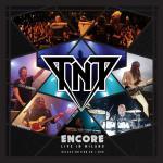TNT トニー・ハーネル在籍時のパフォーマンスを収録したライヴ作品!