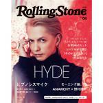 HYDEの「今」にフォーカス『Rolling Stone Japan ...