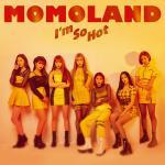 【先着特典】MOMOLAND 日本ニューシングル『I'm So Hot...