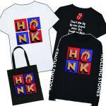 ローリング・ストーンズ関連グッズが最新ベストアルバム「HONK」に合わ...