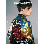 ワンオク・TAKA表紙『HIGHSNOBIETY JAPAN ISSU...