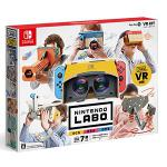 最新作はなんとVR!『Nintendo Labo Toy-Con 04...