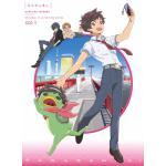 【全巻購入特典ラフイメージ公開】『さらざんまい』Blu-ray&DVD