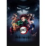 【後半巻連動購入特典絵柄公開】TVアニメ『鬼滅の刃』Blu-ray&D...