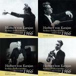 【発売】カラヤン&BPO、1966年来日公演ステレオ・ライヴ第2弾!