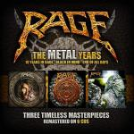 RAGE『THE METAL YEARS』6CD-BOX!