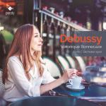 ヴェロニク・ボンヌカズ/ドビュッシー:ピアノ作品集