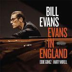 ビル・エヴァンス第2期トリオ 1969年10月英ロニースコッツ未発表音...