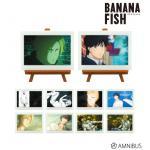 「BANANA FISH」よりOP・EDの場面写を使用したミニアートフ...