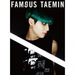 テミン 3rdミニアルバム『FAMOUS』8月28日発売