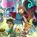 スタジオジブリ、久石譲が携わった大作RPG『二ノ国』シリーズ発売中