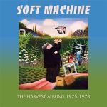 ソフト・マシーン 70年代ハーヴェスト期3作品を最新リマスタリングでパ...