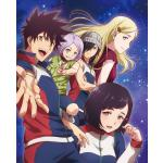 TVアニメ『彼方のアストラ』Blu-ray&DVD BOX 上下巻発売...