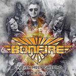 BONFIRE 最新ライヴDVD!