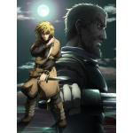 TVアニメ『ヴィンランド・サガ』Blu-ray&DVD BOX 発売中