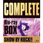 TVアニメ『SHOW BY ROCK!!』コンプリートBlu-ray ...