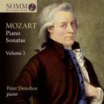 ドノホー/モーツァルト:ピアノ・ソナタ集第2集