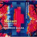 グルダ、ミュンヘン・フィル/モーツァルト:ピアノ協奏曲第20、26番
