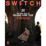 ドリカム『SWITCH』にて約12年ぶりの表紙&巻頭特集!