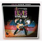 エルヴィス・プレスリー 1969年伝説のラスヴェガスコンサートを完全収...