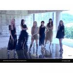 EVERGLOW 2ndシングル『HUSH』