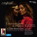 【発売中】クリスティ/モンテヴェルディ:『ポッペアの戴冠』(3CD+D...