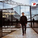 A・ギルバート&NDRエルプフィル/ブルックナー:交響曲第7番