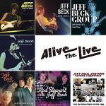 【同時購入セットにポスター特典】Alive The Liveにジェフ・...