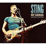 スティング最新アルバム『My Songs』2CDスペシャルエディション