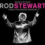 新曲も収録!ロッド・スチュワート最新アルバムはロイヤル・フィルハーモニ...