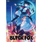 劇場アニメ『BLACKFOX』Blu-ray&DVD発売決定