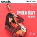 SOLEIL 初のクリスマスソングを7インチシングルでリリース