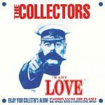 ザ・コレクターズのミニアルバム『愛ある世界』が初アナログ化