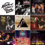 Alive The Live 10月発売にジミー・ペイジのソロ関連アイ...