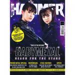 BABYMETAL 3年半ぶりに英誌『METAL HAMMER』表紙に...