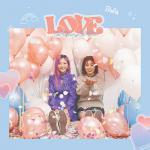 赤頬思春期 待望の日本オリジナル1stシングル『LOVE』