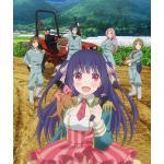 TVアニメ『のうりん』全話いっき見Blu-ray 発売決定