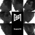 SuperM 1stミニアルバム『SuperM』韓国盤