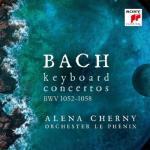 アレーナ・チェルニー/バッハ:ピアノ協奏曲集(2CD)