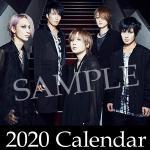 Angelo 2020年カレンダー発売決定