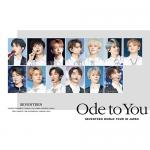 SEVENTEEN 最新ワールドツアー<ODE TO YOU>日本公演...