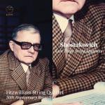 フィッツウィリアムSQ/ショスタコーヴィチ:弦楽四重奏曲第13〜15番